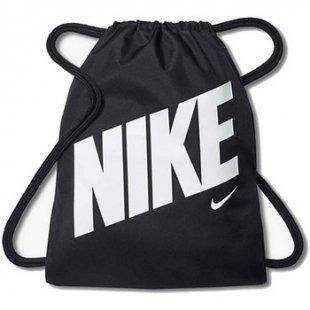 Nike Rucksack Y Gymsack Gfx Sporttasche Schwarz 12 L.