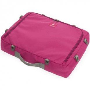 Mandarina Duck Hartschalenkoffer PTM08 Kabinengepäck (40-55 cm) Koffer Pink