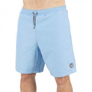 Hype Shorts Herren Core-Logo Swimshorts, Blau