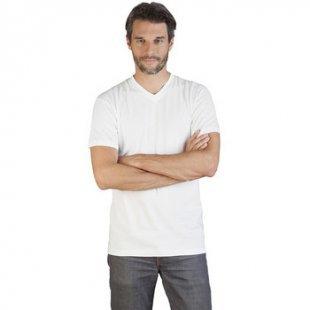 Promodoro T-Shirt Basic V-Neck T-Shirt Herren