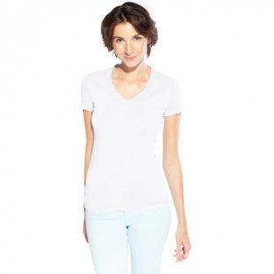 Promodoro T-Shirt Wellness V-Ausschnitt T-Shirt Damen Sale