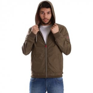 Gaudì Jeans Herren-Jacke 71BU35039 Jacke Man Verde