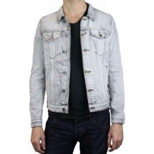 Kebello Herren-Jacke Jacke Jeans TD1009