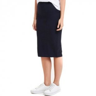 Only Minirock ABBIE CALF SKIRT