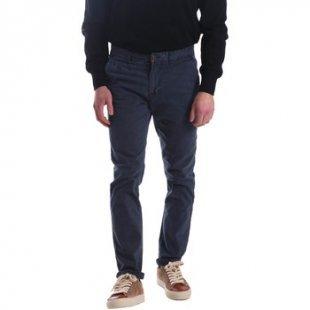 Automatic 5-Pocket-Hosen PAU22172 Hosen Man Blau