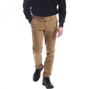 Automatic 5-Pocket-Hosen PAU22160 Hosen Man Beige