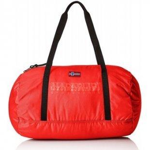 Napapijri Reisetasche Bering Gym Pack Borsa Rossa