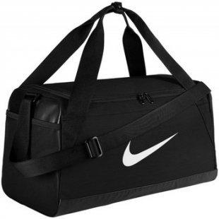 Nike Reisetasche Brasilia Duffel Sporttasche Schwarz