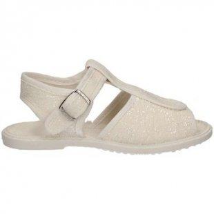 Lulu´ Sandalen Lulu´ LI200008T Sandalen Kind White