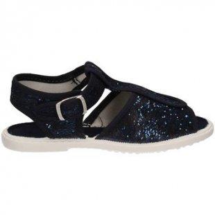 Lulu´ Sandalen Lulu´ LI200008T Sandalen Kind Blau