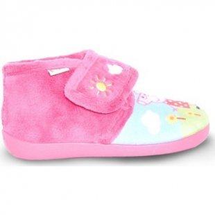 Ralfis Pantoffeln Kinder 6874 - Fucsia