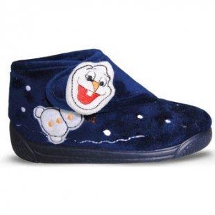 V-n Pantoffeln Kinder 26153 - Azul marino