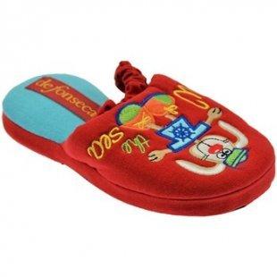 De Fonseca Pantoffeln Kinder Marinaio pantoletten hausschuhe
