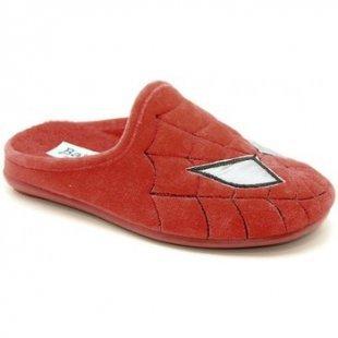 V-n Pantoffeln Kinder 65953 - Rojo