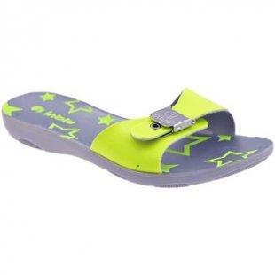 Inblu Pantoffeln Kinder SY28F verstellbaren Schnalle pantoletten hausschuhe