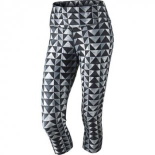 Nike Strumpfhosen Legend London Diamond Capri