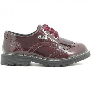 Lulu´ Kinderschuhe Lulu´ LL130007S Lace-up heels Kind Bordeaux