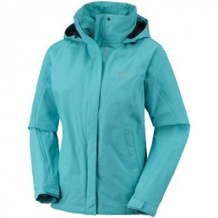 Columbia Trainingsjacken Shell Venture On 2 Femme