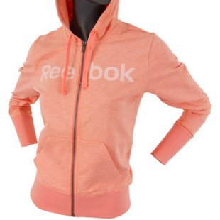 Reebok Sport Trainingsjacken EL Logo Full Zip