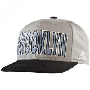 adidas Schirmmütze Casquette Flats Brooklyn Nets NBA
