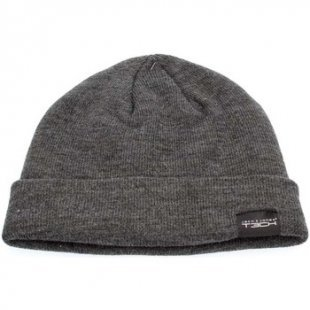 Jack Jones Mütze 12110182 FORWARD BEANIE HUT Herren DARK GREY