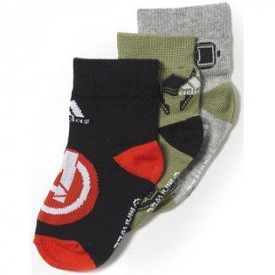 adidas Socken Marvel Avengers 3PP