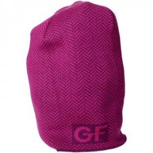 Gianfranco Ferre´ Mütze Gianfranco Ferre´ C3 Mütze Damen Violett/Grün