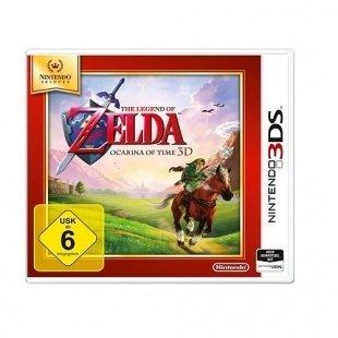 3DS - The Legend of Zelda, Ocarina of Time 3D