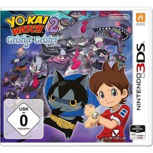 3DS - Yo-Kai Watch 2, geistige Geister