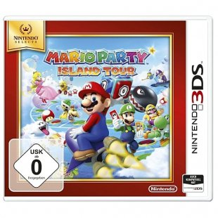 3DS - Mario Party Island Tour (Nintendo Selects)