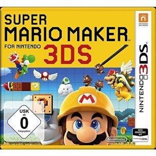 3DS - Super Mario Maker