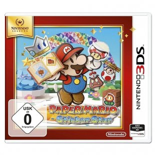 3DS - Paper Mario - Sticker Star