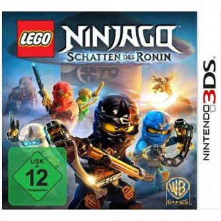 3DS - LEGO Ninjago, Schatten des Ronin