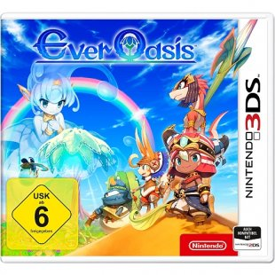 3DS - Ever Oasis