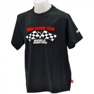 Puma T-Shirt für Kinder Racing Team t-shirt