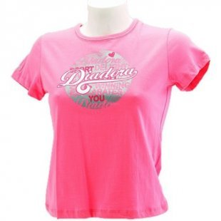 Diadora T-Shirt für Kinder 150916 Girl t-shirt