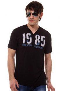 XINT T-Shirt V-Ausschnitt