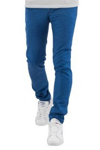 CAZZY CLANG Dye Slim Fit Jeans Blue