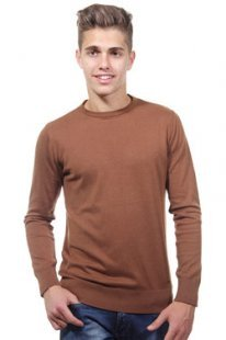 XINT Pullover Rundhals slim fit
