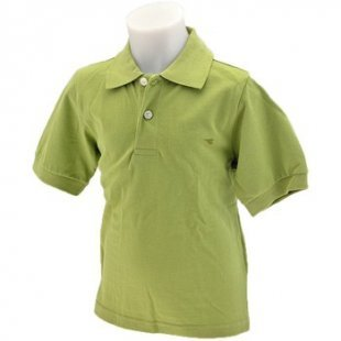 Diadora Kinder-Poloshirt 482 Piquet polohemd