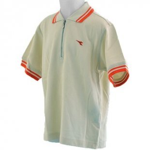 Diadora Kinder-Poloshirt J. Basic polohemd