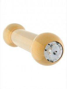 Diogol L´Haltere: Minivibrator mit Kristall, gold