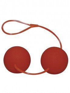Liebeskugeln: Velvet Red Balls