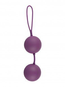 XXL Balls: Liebeskugeln, lila