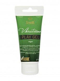Gleitgel: Vibratissimo Play Gel Vegan (50ml)