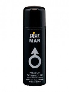 Gleitgel: pjur Man Premium Extremeglide (30ml)