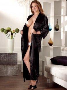 Kimono, schwarz