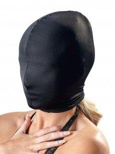 Bad Kitty Kopfmaske geschlossen, schwarz