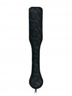 Midnight Lace Paddle: Paddel, schwarz