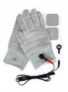 Elektro-Sex: Handschuhe, unipolar